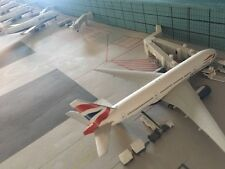 Gemini Jets model airport 1:400 hand made terminal building