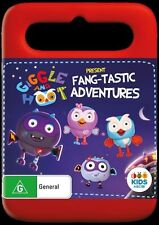 Giggle and Hoot - Fang-tastic Adventures : NEW DVD