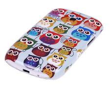 Schutzhülle f Samsung Galaxy S3 mini i8190 Tasche Case Cover Owl kleine Eule