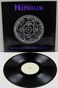 Fields Of The Nephilim - The Sacred And The Profane - rare tracks LP vinyl album