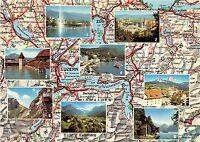 B60024 Maps Cartes geographiques Schweiz Suisse
