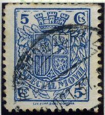 ESPAÑA FISCALES ESPECIAL MOVIL 1936