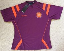 Large Mens NSW Aboriginal Rugby League Knockout Shirt Jersey 40th Anniversary