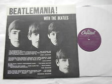 CANADA!!! NM-  THE BEATLES Beatlemania 1980 STEREO PURPLE LP CAPITOL ST-6051