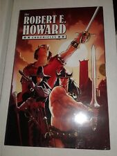 Conan, Kull, Soloman Kane: 3graphic novels in slipcase. SEALED. RobertHoward