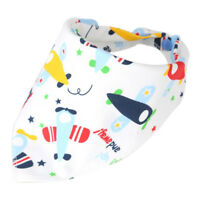 Insular Cotton 1Pcs Newborn Baby Bibs Waterproof Bib Burp Cloth For 0-3 Yea C3K7