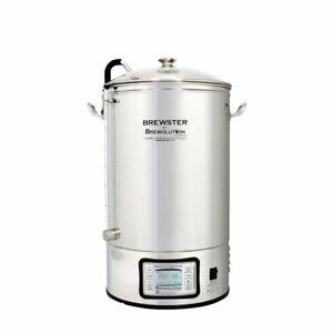 Brewster Beacon 40 Liter Brauanlage - selber Bier brauen zuhause
