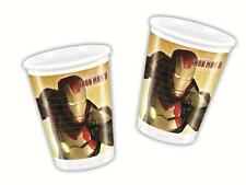 IRON MAN 3 (Marvel Avengers) Birthday PARTY ITEMS (Tableware/Balloons/Supplies)