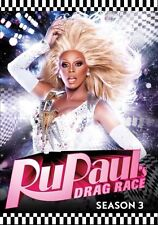 NEW RuPaul's Drag Race: Season 3 (4 Discs) (DVD)
