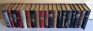 19 Volumes Tomes Livres de Jean De Bonnot