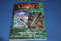 Chicago Chronicles by White Wolf Games Studio World Of Darkness Vampire The Masq