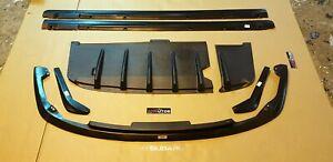SUBARU Impreza STi 03-05 Blobeye Full Body Kit & Diffuser Bundle.  HT Autos UK.
