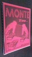 Monte Too Jon Jessen 1998 Quaderno A Spirale Illustre Inglese Be