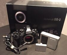 Olympus OM-D E-M1 Boxed - Body Only (108 Actuation) Ex-display