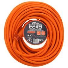 Rallonge Câble électrique pour l'extérieur 20m Max 3500 Watt Certifiée - NF