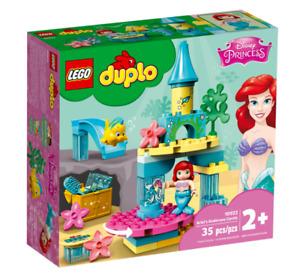 LEGO DUPLO 10922 Disney Ariel's Undersea Castle ~ Brand NEW ~