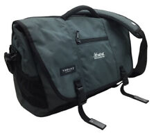 TIMBUK2 Medium Commute Messenger Bag Gray Laptop *With Logo*