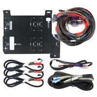 Rockford Fosgate RFRZ-K4D Polaris RZR Amplifier Installation Kit 2014-2018 NEW