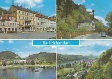Alte Postkarte - Bad Schandau