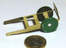 TINPLATE TIN PLATE TOY RAILWAY LUGGAGE CART SACK TRUCK TRAIN 1920S-30S ref901