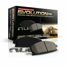 Disc Brake Pad Set-Z17 Evolution Plus Disc Brake Pad Rear POWER STOP 17-1718