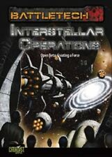 BATTLETECH INTERSTELLAR OPERATIONS - BOOK