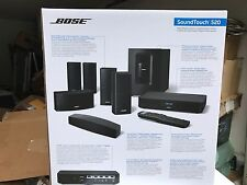 NEW Bose soundtouch 520. Compatible with 4K  TV.  Wifi & Bluetooth.New, Sealed