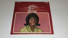 Nina Simone With Strings Coldpix mcx s 3153 Holland LP
