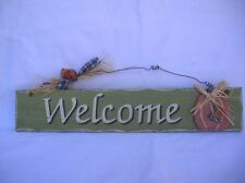 Rectangle Welcome Decorative Plaques & Signs