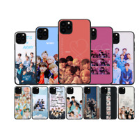 Bangtan Boys kpop Silicone Case For iPhone X XS Max XR 11 12 Pro Max 12 Mini