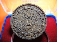 Real Thai Amulet. 3pcs Jatukam  Ramathap V.pratat 50   3.2cm