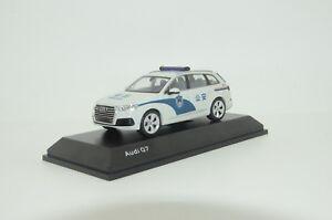 RARE ! NEW Audi Q7 China Police Custom Made 1/43