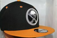 Buffalo Sabres New Era NHL Black White Team 9Fifty,Snapback,Cap,Hat $ 31.99  NEW