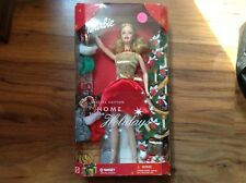 Home For The Holidays Barbie-Target exclusive-2001