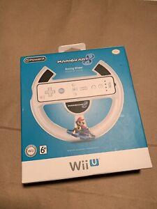Power A Mario Kart 8 Racing Wheel for Nintendo Wii WiiU