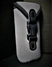 OPTECH USA Soft PouchFullFlap Photo/Electronics - Gray. NEW !