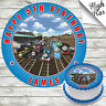 THOMAS THE TANK ENGINE EDIBLE ROUND BIRTHDAY CAKE TOPPER DECORATION PERSONALISED