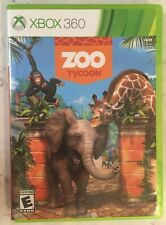 Zoo Tycoon - Xbox 360 Game - tested, works great, no manual