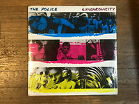 Police SEALED LP - Synchronicity - A&M Records SP-3735 1984 CRC