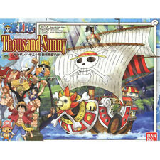 ONE PIECE MAQUETTE THOUSAND SUNNY NEW WORLD 30 cm BANDAI