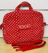 Vera Bradley Metro Bag in Nantucket Red
