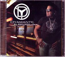 DYAMANTE CD - EL SEGUNDO - TEXAS TEJANO - 1st Printing NEW and SEALED