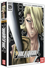 Bleach . Complete Series 9 . Ep. 168-189 . Season 9 . Anime . 4 DVD . NEU