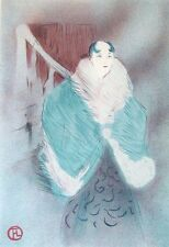 Henri de Toulouse Lautrec untitled woman museum release L@@K! Submit Best Offer