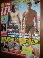 Tutto In.GIGI BUFFON & FRANCESCO TOTTI,LUCA ARGENTERO,MIKY FALCICCHIO,mmm
