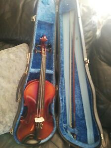 Boosey And Hawked Violin