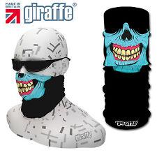 Face G448 Multifunctional Headwear Neckwarmer Snood Scarf Bandana Headband Tube