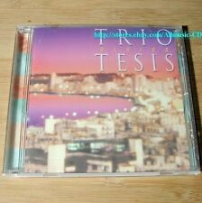 Trio Tesis - Olvido JAPAN CD CUBA Latin RARE #07-2
