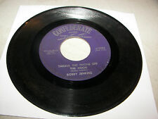 BOBBY JENKINS POUNDING THE SIDEWALKS / ..Off The Hook 45 VG Confederate 1002