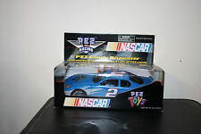 Pez Racing NASCAR Rusty Wallace Pull And Go Action NIB (2003)